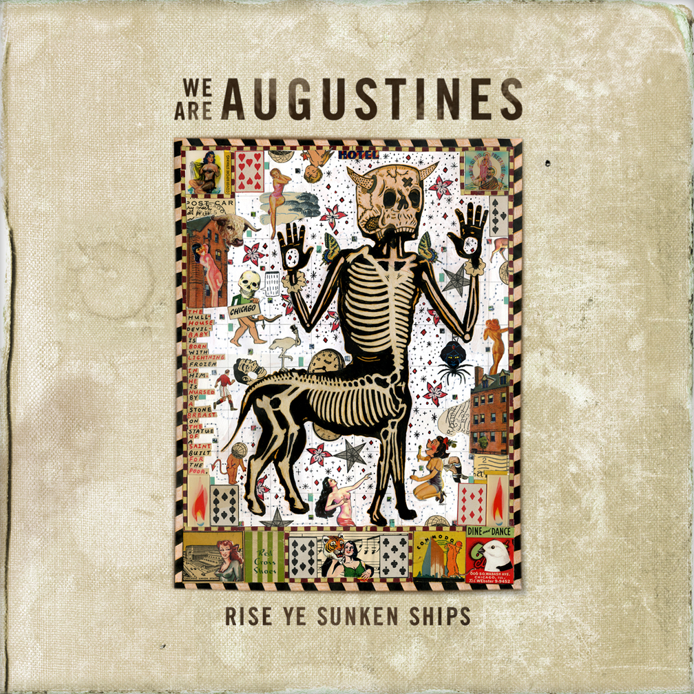 We Are Augustines – Chapel Song