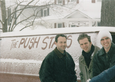 The Push Stars – OceanView